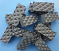 ZF015-Carbide Gripped Inserts for grip drill rods